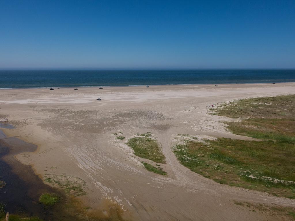 Ein leerer Strand statt KAPiFanø-