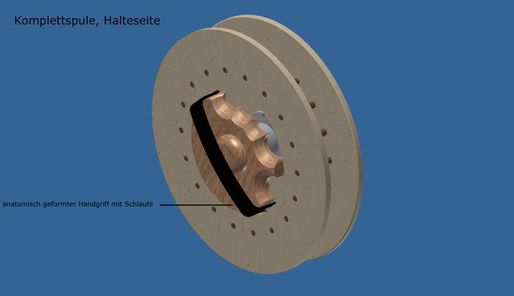 KomplettspuleM45-300-60-1